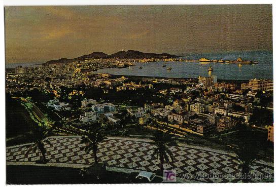 PUERTO DE LA LUZ. LAS PALMAS DE GRAN CANARIA. EDITORIAL FARDI(BARCELONA) (Postales - España - Canarias Moderna (desde 1940))
