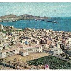 Postales: VISTA PARCIAL. LAS PALMAS DE GRAN CANARIA. EDITORIAL FARDI(BARCELONA). Lote 7829121
