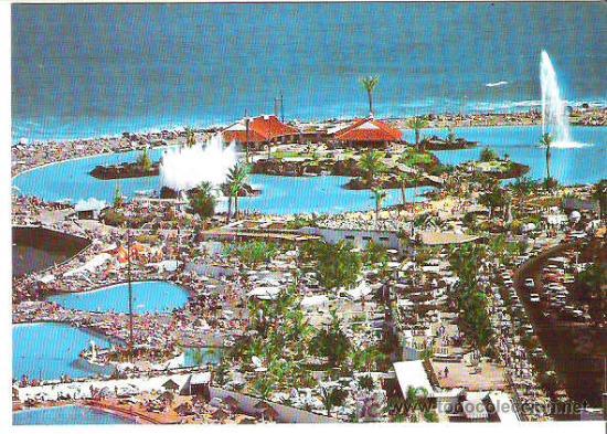 PUERTO DE LA CRUZ 1978 SIN CIRCULAR (Postales - España - Canarias Moderna (desde 1940))