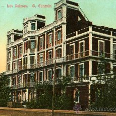 Postales: HOTEL METROPOLE. LAS PALMAS DE GRAN CANARIA.. Lote 8368019