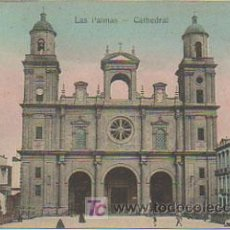Postales: LAS PALMAS. CATEDRAL. . Lote 8818640