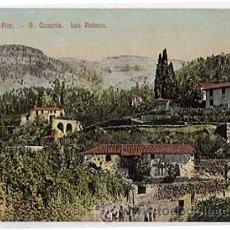 Postales: LAS PALMAS GRAN CANARIA MIRA - FLOR. CIRCULADA. Lote 8870068