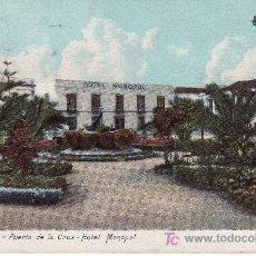 Postales - CIRCULADA- VER FOTO ADICIONAL.TENERIFE. HOTEL MONOPOL - 26419667
