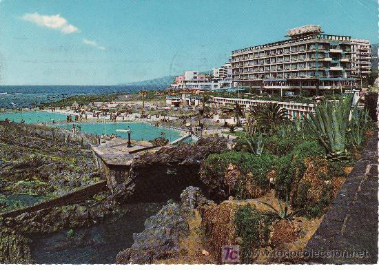 Tenerife puerto de la valle mar y p comprar postales de canarias en todocoleccion - Hotel san telmo puerto de la cruz tenerife ...