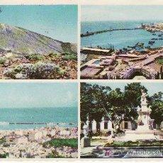 Postales: MOTIVOS DE TENERIFE.CIRCULADA.LITOGRAFIA ROMERO 1959. Lote 8974926