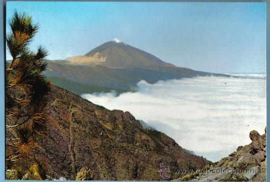 EL TEIDE . TENERIFE (Postales - España - Canarias Moderna (desde 1940))