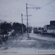 Postales - TENERIFE,SUBIDA A LA LAGUNA - 18126511