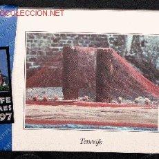Postales: TENERIFE. 6 POSTALES CONMEMORATIVAS CONGRESO ABTA 1997. Lote 2334355