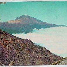 Postales: ANTIGUA POSTAL DE TENERIFE - EL TEIDE - NO CIRCULADA - ED. GASTEIZ.. Lote 2340162