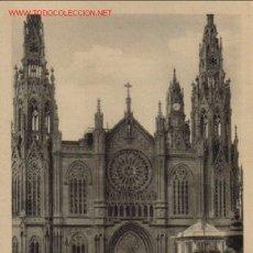 Postales: TARJETA POSTAL DE LAS PALMAS Nº131 - CATEDRAL DE ARUCAS. Lote 25860952