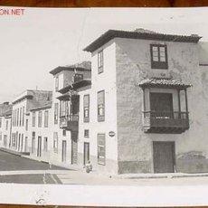 Postales: 6 ANTIGUAS POSTALES DE TENERIFE Y 1 DE LAS PALMASTODAS CIRCULADAS CON SELLO EN LOS AÑOS 50 - PERO TO. Lote 24528605
