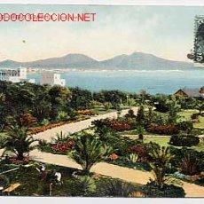 Postales: LAS PALMAS, GRAN CANARIA. LAS ISLETAS. CIRCULADA. Lote 2869821