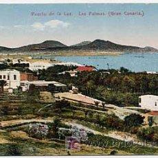 Postales: PUERTO DE LA LUZ. LAS PALMAS. GRAN CANARIA. ED. FOTOGRAFIA ALEMANA, LAS PALMAS. SIN CIRCULAR. Lote 3029679