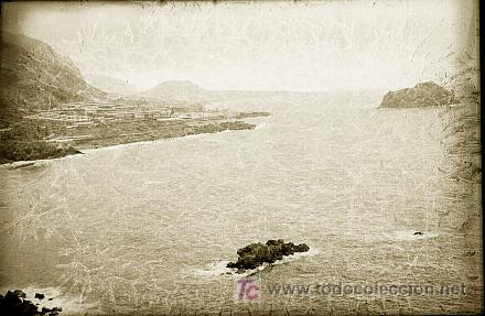 CLICHE ORIGINAL - TENERIFE, NEGATIVO EN CELULOIDE - EDICIONES ARRIBAS (Postales - España - Canarias Antigua (hasta 1939))