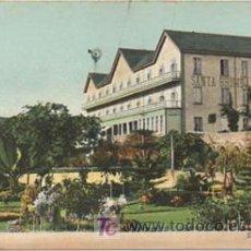 Postales: LAS PALMAS. SANTA BRIGIDA HOTEL. (REVERSO SIN DIVIDIR). . Lote 9789110