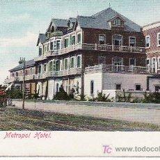 Postales: GRAN CANARIA.LAS PALMAS. METROPOL HOTEL. NO CIRCULADA.. Lote 24521684
