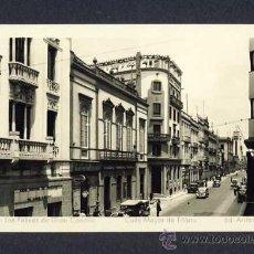 Postales: POSTAL DE LAS PALMAS DE GRAN CANARIA: CALLE MAYOR DE TRIANA (ED.ARRIBAS NUM.64). Lote 9898145