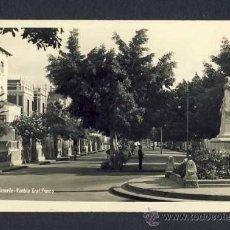 Postales: POSTAL DE TENERIFE: RAMBLA DEL GENERAL FRANCO. Lote 9964226