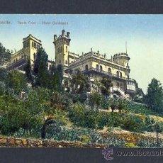 Postales: POSTAL DE TENERIFE: SANTA CRUZ: HOTEL QUISISANA (NUM.21 1099). Lote 9965054