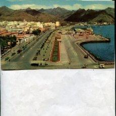 Postales: POSTAL SANTA CRUZ DE TENERIFE. PASEO DE S. MIGUEL, SERIE II,7353(COLOR),. Lote 27585143