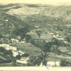 Postales: LAS PALMAS. LA ANGOSTURA. POSTAL TONOS VERDOSOS, C. 1955. P. Lote 23981943