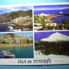 Postales: 555 CANARIAS TENERIFE LANZAROTE LOTE DE TRES POSTALES AÑOS 80/90 CIRCULADAS TENGO MILES DE POSTALES. Lote 11246900