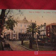 Postales: LAS PALMAS - PLAZA DE CAIRASCO. Lote 11263827
