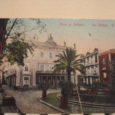 Postales: LAS PALMAS - PLAZA DE CAIRASCO. Lote 11263846