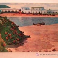 Postales: POSTALES ANTIGUAS FUERTEVENTURA - PLAYA DE CORRALEJOS (POSTAL SIN CIRCULAR) 1966. Lote 57914894