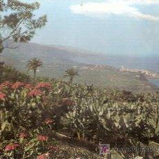 Postales: POSTALES ANTIGUAS TENERIFE - LA OROTAVA 1965 (POSTAL SIN CIRCULAR). Lote 26891535