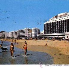Postales: Nº 1004 POSTAL LAS PALMAS DE GRAN CANARIA HOTEL CRISTINA. Lote 11815018