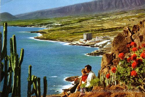 Nº 1532 POSTAL TENERIFE (Postales - España - Canarias Moderna (desde 1940))