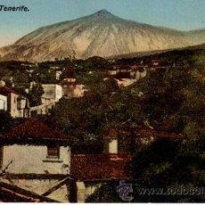 Postales: Nº 2467 POSTAL PICO DE TEIDE TENERIFE CANARIAS. Lote 25145566