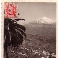 Postales: Nº 5358 POSTAL TENERIFE VALLE DE LA OROTAVA. Lote 12109973