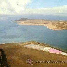 Postais: Nº 5695 POSTAL MIRADOR DEL RIO LANZAROTE ISLAS CANARIAS. Lote 12188330