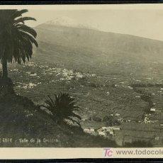 Postales: TARJETA POSTAL DE TENERIFE. VALLE DE LA OROTAVA. Lote 21842402