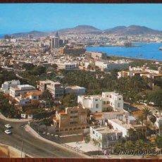 Postales: ANTIGUA FOTO POSTAL DE GRAN CANARIA - CIRCULADA - ED. ZERKOWITZ.. Lote 13320698
