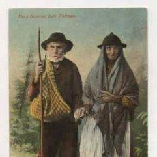 Postales: LAS PALMAS. TIPOS CANARIOS. (ED. RODRIGUES BROS.). Lote 13597304