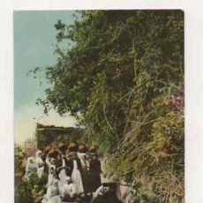 Postales: LAS PALMAS. CORRIENTE DE AGUA. AGAETE. (ED. RODRIGUES BROS.). Lote 13597486