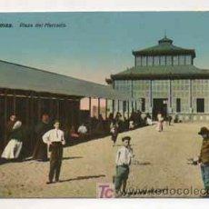Postales: LAS PALMAS. PLAZA DEL MERCADO. (ED. RODRIGUES BROS.). Lote 13597522