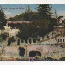 Postales: GRAN CANARIA. CUEVAS DE TAFIRA. (ED. FOTOGRAFÍA ALEMANA.) . Lote 13598205