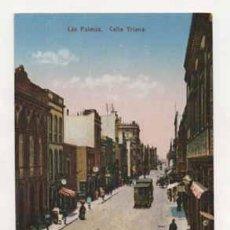 Postales: LAS PALMAS CALLE TRIANA. (ED. FOTOGRAFÍA ALEMANA.) . Lote 13598234