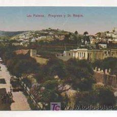 Postales: LAS PALMAS. PROGRESO Y SAN ROQUE. (ED. FOTOGRAFÍA ALEMANA.) . Lote 13598240