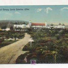 Postales: GRAN CANARIA. HOTEL SANTA CATALINA. (ED. RODRIGUES BROS.). Lote 13598447