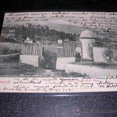 Postales: TENERIFE ,EL TEIDE Y HOTEL TAORO,POSTAL CIRCULADA 1903.14X9 CM.. Lote 13803981