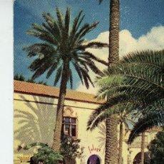 Postales: POSTAL ISLAS CANARIAS LAS PALMAS DE GRAN CANARIA PUEBLO CANARIO, AÑO 1959. Lote 13993276