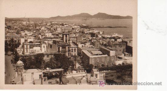 LAS PALMAS.VISTA PARCIAL,BARRIO LOS ARENALES.ESTA Y MAS POSTALES EN RASTRILLOPORTOBELLO-MIRELAS... (Postales - España - Canarias Moderna (desde 1940))