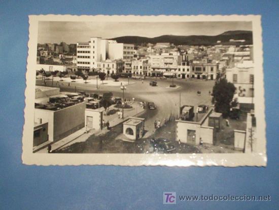 PUERTO DE LA LUZ GRAN CANARIA PLAZA GENERAL PRIMO DE RIVERA (Postales - España - Canarias Moderna (desde 1940))