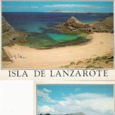 Postales: ISLA DE LANZAROTE - 2 POSTALES -. Lote 14997269