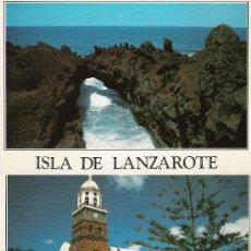 Postales: ISLA DE LANZAROTE - 3 POSTALES -. Lote 14997279